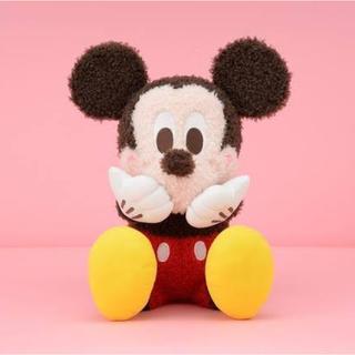 ミッキーマウス - ミッキー メガジャンボ ぬいぐるみ
