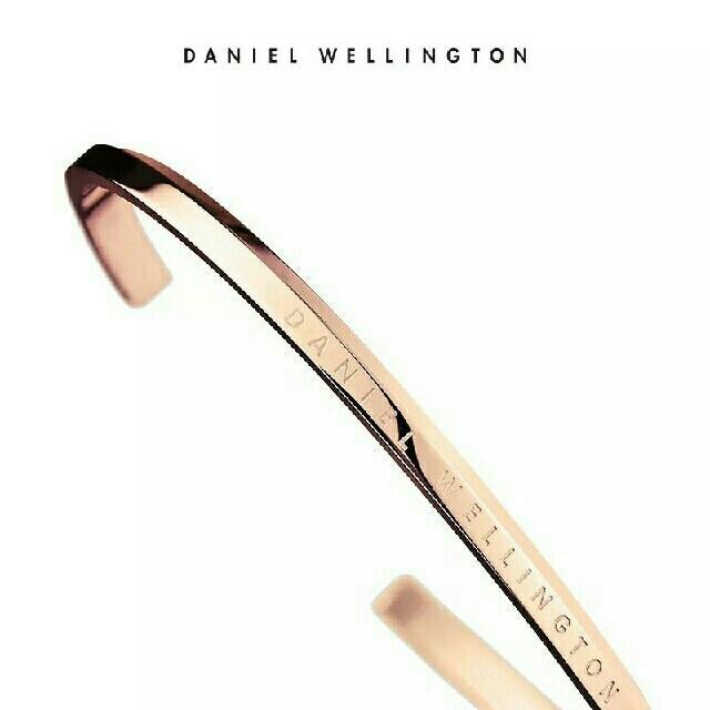 Daniel Wellington(ダニエルウェリントン)の大人気 ブラウン40MM ダニエルウェリントン 腕時計とバングル セット メンズの時計(腕時計(アナログ))の商品写真