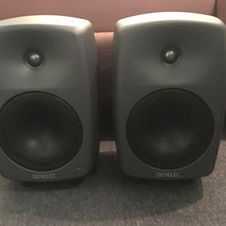 GENELEC 8240A 8300-601GLM2.0キット 測定マイク付き(スピーカー)
