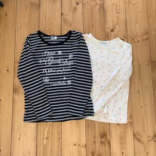 クラウンバンビ(CROWN BANBY)のクラウンバンビ  140 長袖 2点セット(Tシャツ/カットソー)
