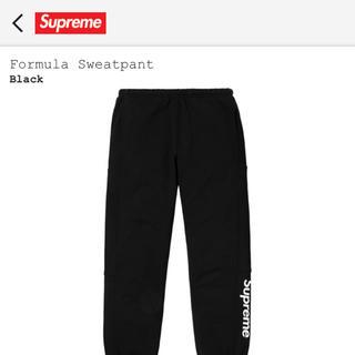 シュプリーム(Supreme)の新品 未使用 supreme 19ss formula sweat pants(その他)