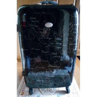 プリマクラッセ(PRIMA CLASSE)の新品 空港でも目立つプリマクラッセ スーツケース ブラック(旅行用品)