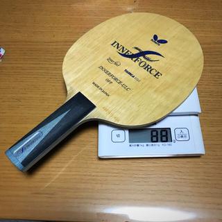 バタフライ(BUTTERFLY)の卓球ラケット インナーフォース ULC ST(卓球)