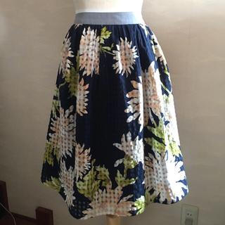 スーパーハッカ(SUPER HAKKA)のフレアースカートとワンピースセット(ひざ丈スカート)