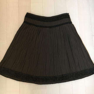 シンシアローリー(Cynthia Rowley)のシンシアローリー プリーツスカート(ひざ丈スカート)