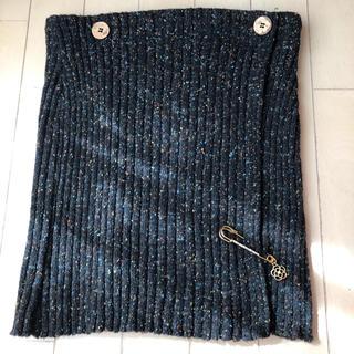 クーカイ(KOOKAI)のKOOKAIの巻きスカート(ミニスカート)
