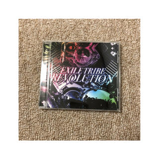 エグザイル トライブ(EXILE TRIBE)のEXILE TRIBE REVOLUTION 1CD(男性タレント)
