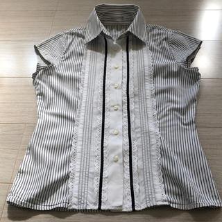 ナラカミーチェ(NARACAMICIE)のナラカミーチェ ブラウス サイズ1(シャツ/ブラウス(半袖/袖なし))