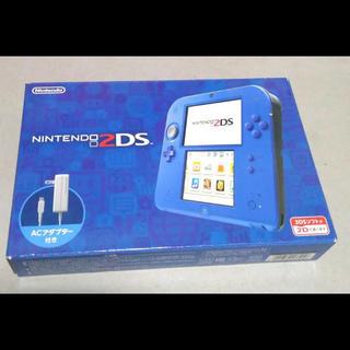 ニンテンドー2DS(ニンテンドー2DS)の2DS(携帯用ゲーム本体)