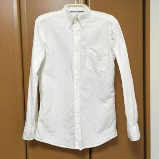ユニクロ(UNIQLO)のユニクロ オックスフォードシャツ メンズ(シャツ)