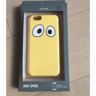 ジャックスペード(JACK SPADE)の新品/JACK SPADE iPhone case(iPhoneケース)
