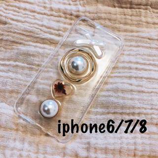 カスタネ(Kastane)のlattice  iPhoneケース(iPhoneケース)