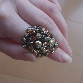 アッシュペーフランス(H.P.FRANCE)の指輪(リング(指輪))