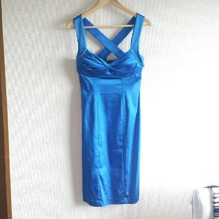 カルバンクライン(Calvin Klein)のドレス(ミディアムドレス)