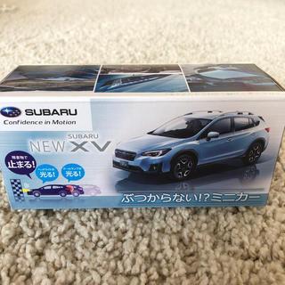 スバル(スバル)のスバルXV ミニカー(ミニカー)