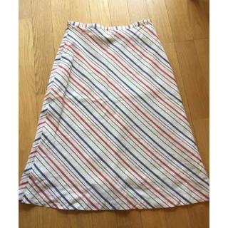 ニーム(NIMES)のBLAUW&WIT スカート(ひざ丈スカート)