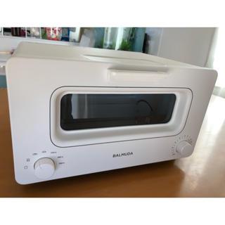 バルミューダ(BALMUDA)のバルミューダ   トースター 白(調理機器)