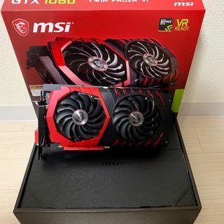 MSI GTX1060 6GB  GAMING X  (PCパーツ)