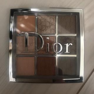 ディオール(Dior)のDior バックステージアイパレット 001 ウォーム(アイシャドウ)
