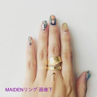 オープニングセレモニー(OPENING CEREMONY)のmaiden R-66 リング ゴールド(リング(指輪))