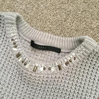 イーブス(YEVS)のニットセーター(ニット/セーター)