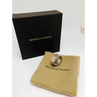 ボッテガヴェネタ(Bottega Veneta)のBOTTEGA VENETA/ボッテガヴェネタ イントレ リング 美品 正規品(リング(指輪))