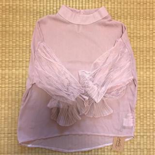 ズーティー(Zootie)のフリルカットソー(Tシャツ(長袖/七分))