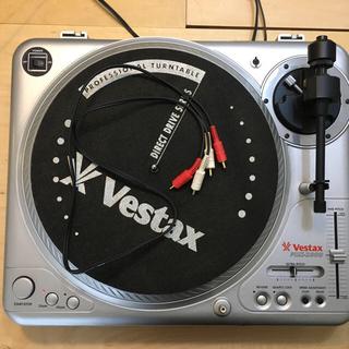 dj ターンテーブル vestax PDX-2000 レコード(ターンテーブル)