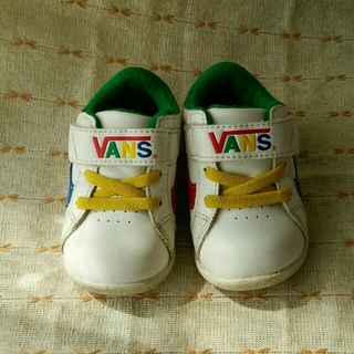 ヴァンズ(VANS)のVANS ベビー用シューズ 12㎝(その他)