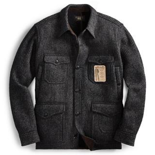 ダブルアールエル(RRL)の【残り1点】RRL Wool-Cotton Shirt Jacket(カバーオール)