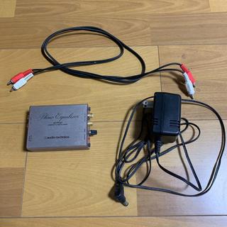 オーディオテクニカ(audio-technica)のohanabatake様専用 フォノイコライザー AT-PEQ3(その他)