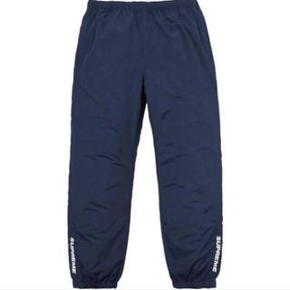 シュプリーム(Supreme)のsupreme warm up pants navy M(その他)