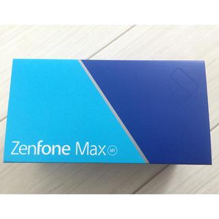 エイスース(ASUS)の新品  ASUS ZenFone Max (M1) ZB555KL SIMフリー(スマートフォン本体)