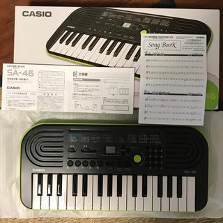 カシオ(CASIO)のカシオ ミニキーボード(キーボード/シンセサイザー)
