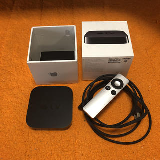 Apple - アップルTV  Apple Apple TV MD199J/A(第3世代)