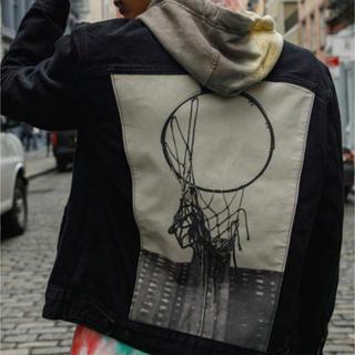 Levi's - Mサイズ 13TH WITNESS + Levi's トラッカージャケット