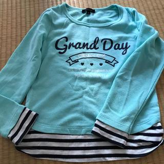 オリンカリ(OLLINKARI)の長袖Tシャツ(Tシャツ/カットソー)