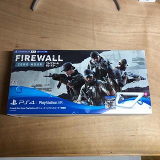 プレイステーションヴィーアール(PlayStation VR)のPS4 FIREWALL ZERO HOUR PSVR(家庭用ゲームソフト)