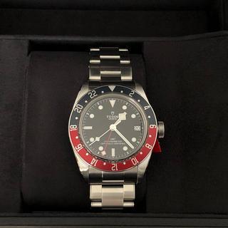 チュードル(Tudor)の新品未使用 TUDOR Black Bay GMT チューダー チュードル(腕時計(アナログ))