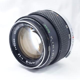 オリンパス(OLYMPUS)のマニュアルフォーカス単焦点  G.ZUIKO AUTO-S 50mm F1.4 (レンズ(単焦点))
