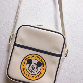 マウジー(moussy)のMD MICKEY SHOULDER bag(ショルダーバッグ)