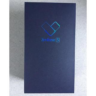 エイスース(ASUS)のZenFone 5 (ZE620KL)(スマートフォン本体)