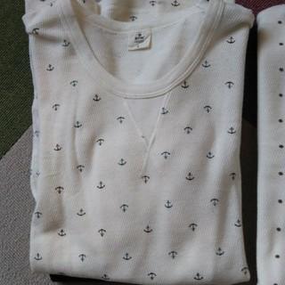 ジーアールエヌ(grn)の二枚セット 新品タグつき (Tシャツ(長袖/七分))