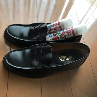 ハルタ(HARUTA)の専用‼️ハルタ サイズ25.5美品と靴の消臭スプレーAGプラス2本(ドレス/ビジネス)