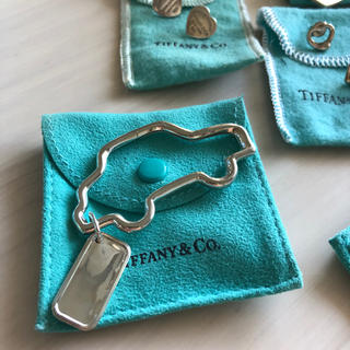ティファニー(Tiffany & Co.)のshokoさま専用 ティファニー カーキーホルダー(キーホルダー)