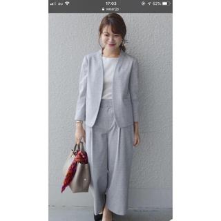 シップスフォーウィメン(SHIPS for women)のyuiさん専用(ノーカラージャケット)