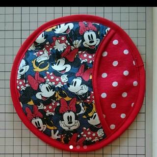 ミニーマウス ボウリング 手作り 皮製 シャミーボール拭き ボールクロス(ボウリング)