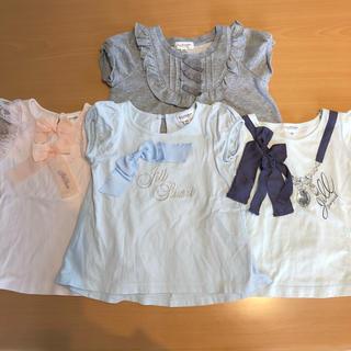 ジルスチュアートニューヨーク(JILLSTUART NEWYORK)のジルスチュアート ニューヨーク 90〜100サイズ(Tシャツ/カットソー)