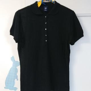 ギャップ(GAP)の【GAP】 レディース ギャップ シルク ポロシャツ シャツ(ポロシャツ)