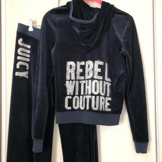 ジューシークチュール(Juicy Couture)のJuicycouture ジューシークチュール セットアップ 部屋着ルームウェア(ルームウェア)